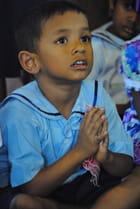 L a prière de l'enfant