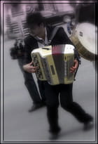 L'accordéoniste du Palais-Royal