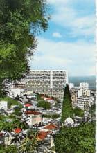 L'Aéro-Habitat vu de la rue Blaise Pascal à Alger