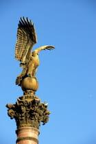 L'Aigle de L'Opéra Garnier