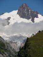 L'aiguille des Glaciers