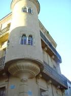 Tourelle de l'ancien hôtel des postes