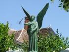 L'ange de bronze