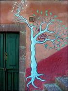 L'arbre cyan