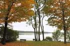 L'automne a Québec.