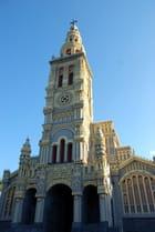 l'église baroque de Sainte Anne