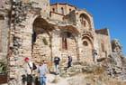 l'église byzantine Agia Sofia ou Sainte Sophie