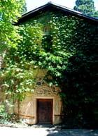 L'eglise de Boyana-l'entree