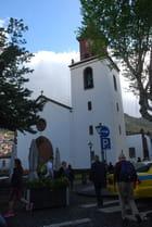 l'église de Machico