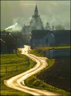 L'Eglise de Nanteuil au soleil