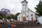 l'église  du Tampon