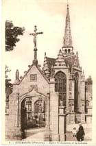 L'église et le calvaire