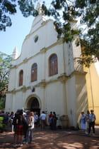 l'église Saint François à Cochin