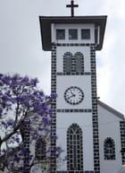 l'église Saint François de Salles du Tampon