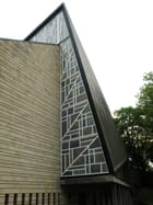 L'Eglise Saint Léger, à Saint-Germain-en-Laye