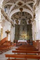 l'église Santiago Apostol