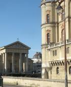 L'église St-Germain à Saint-Germain-en-Laye