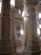 L'élégance des colonnes