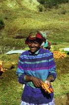 L'enfant aux carottes