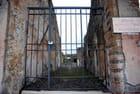l'entrée d'une maison de Pompéi