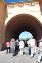 l'entrée de la forteresse Pierre et Paul