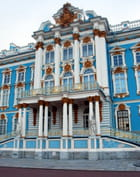l'entrée du Palais de Catherine II