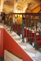 l'escalier de l'achilléion