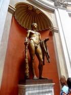 l'Hercule du musée du Vatican