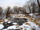 L'hiver aux rapides de Lachine