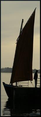 L'homme et le bateau