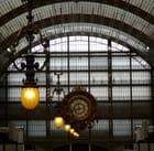 L'horloge d'Orsay