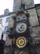 L´Horloge de la Mairie de Praha