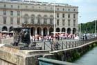 l'hôtel de ville de Bayonne