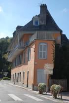l'immeuble d'Eugénie de Montijo