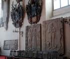 l'intérieur de la cathédrale Alexandre Nevsky