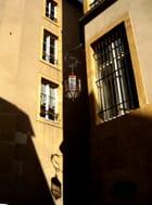 L'ombre de la lanterne