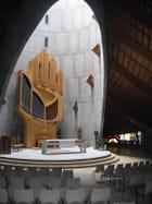 L'orgue de Notre-dame des neiges