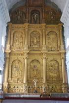 la basilique Bon Jesus de Goa
