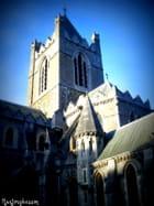 La beauté de l'église et la lumière...