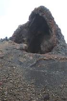 la bouche du volcan