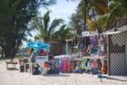la boutique sur la plage