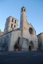 la Catédrale Notre Dame du Bourguet