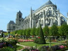 La cathedrale de bourges