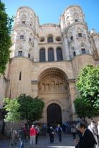 la cathédrale de l'Incarnation de Malaga