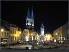La cathédrale de la Sarre