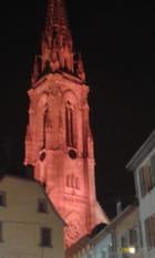 La cathédrale de Mulhouse