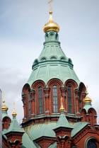 la cathédrale Ouspenski