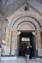 la cathédrale Saint Laurent de Trogir