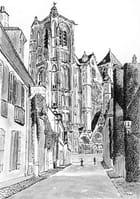 La cathédrale st étienne de bourges
