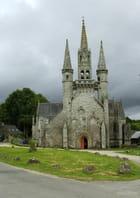 La chapelle de Saint-Fiacre (56)